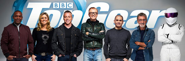The new presenters of Top Gear step up a gear