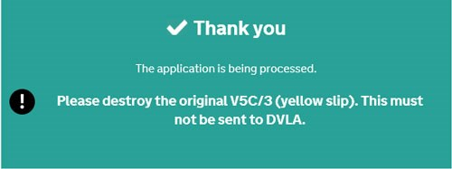 Dvla Sold Car >> Step By Step Guide On Telling Dvla You Ve Sold Your Car