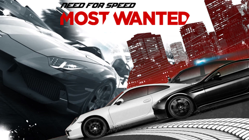 Need For Speed Most Wanted poster