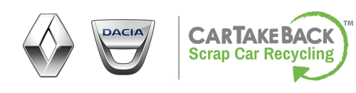 Renault and Dacia approved scrappage car recycling