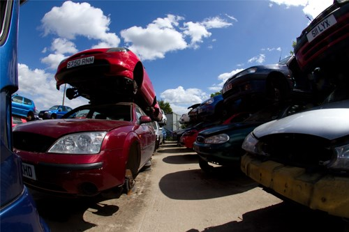 Scrap Yard. What scrappage schemes are available to you in the UK?