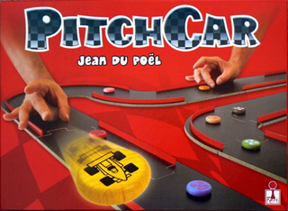 PitchCar tabletop game