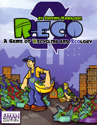 R-Eco board game