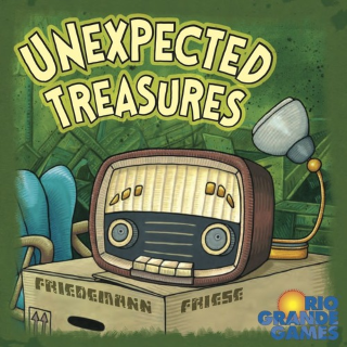 Unexpected Treasures board game