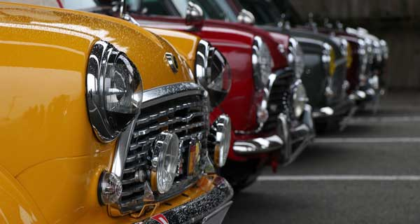 historic vehicles - exempt from road tax
