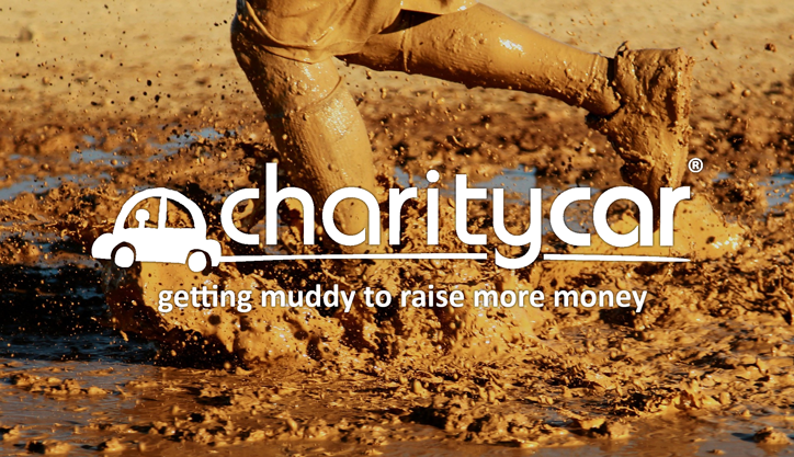 The Charity Car Team are getting muddy to raise money