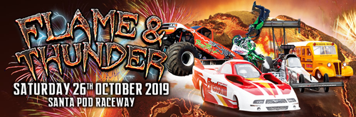 Flame and Thunder Show 2019
