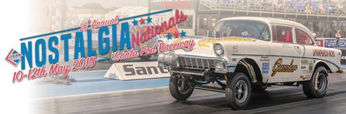 NSRA Nostalgia Nationals 2019