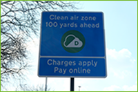 Clean Air Zone Scrappage