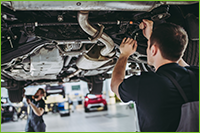 Garages and MOT Centres