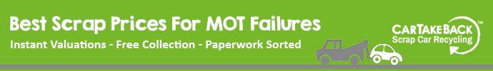 Sell Your MOT Failure