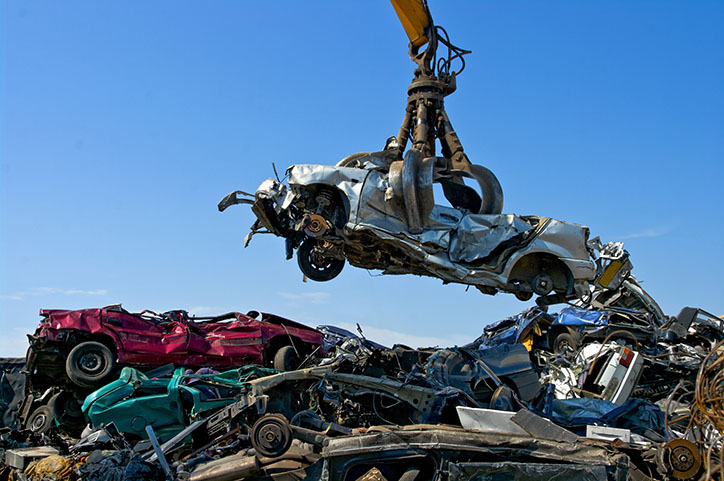 Scrappage Vehicles